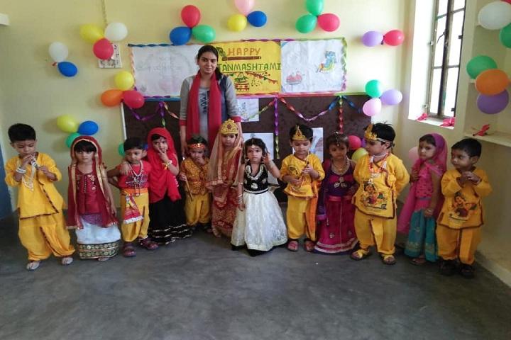 Tagore Public Senior Secondary School-Janmastami Celebration