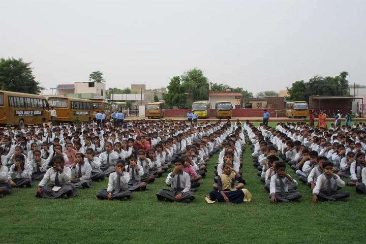 Tagore Public Senior Secondary School-Yoga Day