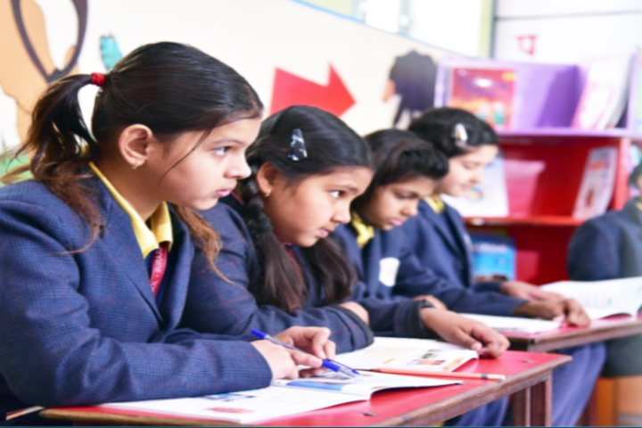 Tagore Public Senior Secondary School-Junior Library