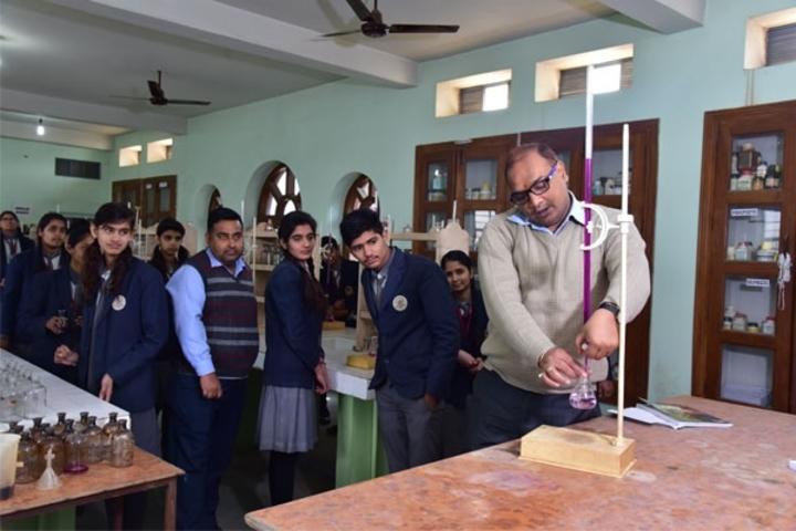 Tagore Public Senior Secondary School-Physics Lab