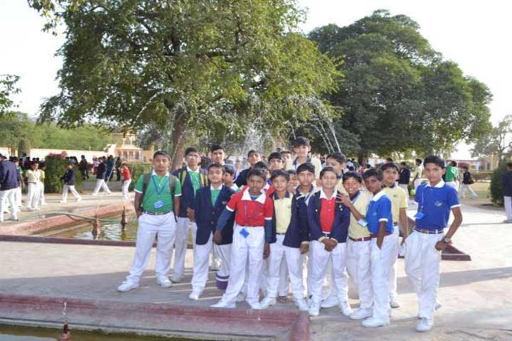 Taj Global Academy-Educational Tour