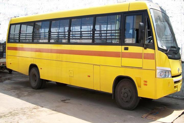 Taj Global Academy-Transport