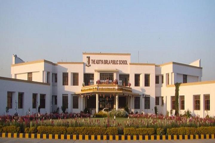 The Aditya Birla Public School-Campus-View