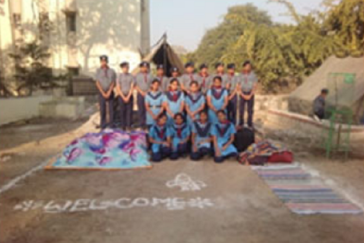 The Aditya Birla Public School-Camp 1