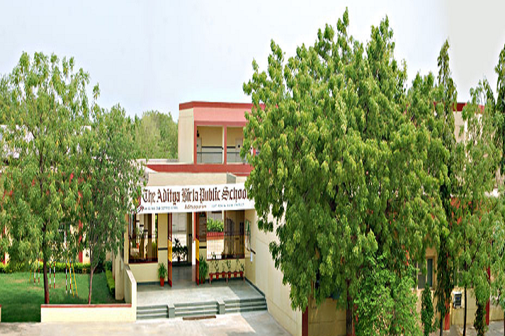 The Aditya Birla Public School-Campus