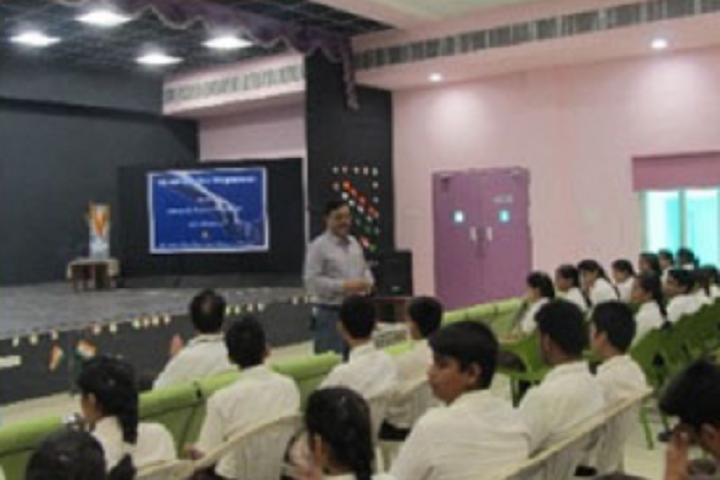 The Aditya Birla Public School-Guest Speaker