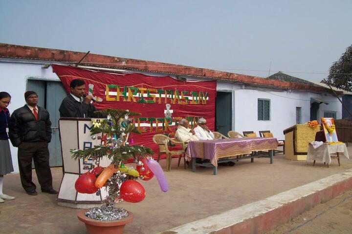 Mithila Public School- Christmas Celebrations