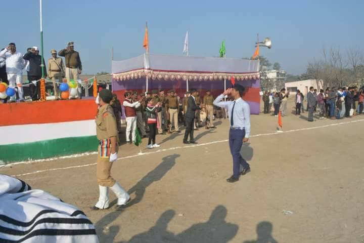 Mithila Public School- Independence Day Celebrations