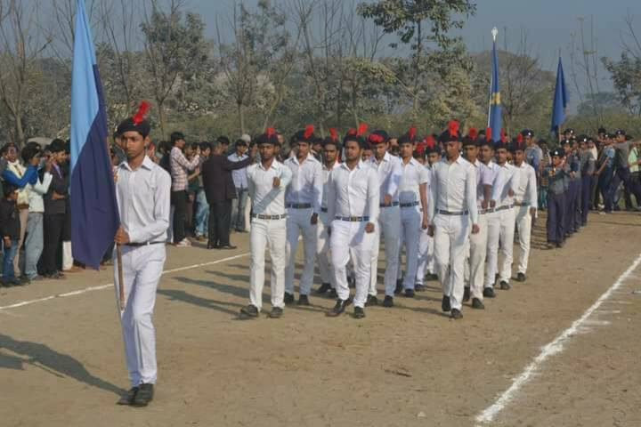 Mithila Public School- Investiture Ceremoney