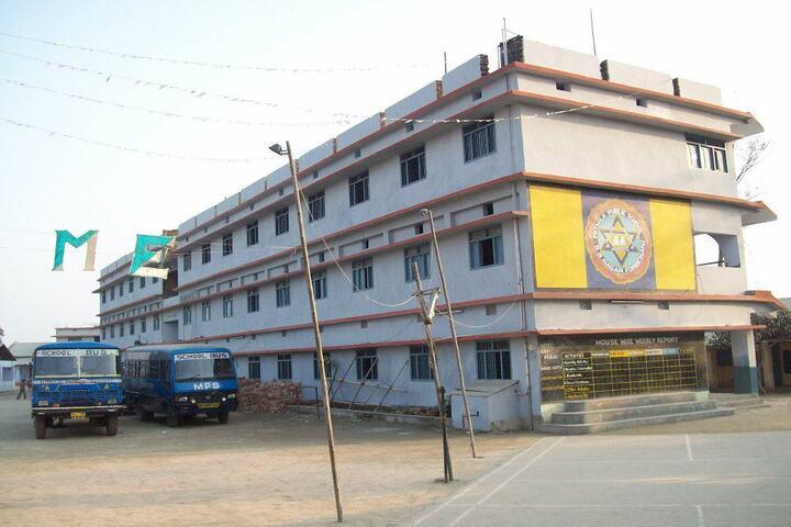 Mithila Public School- School Building