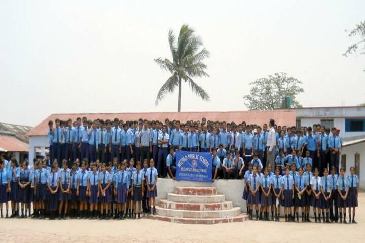 Mithila Public School- Students Group Photos