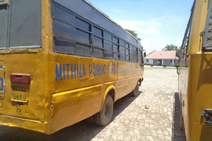 Mithila Public School- Transport Facilities