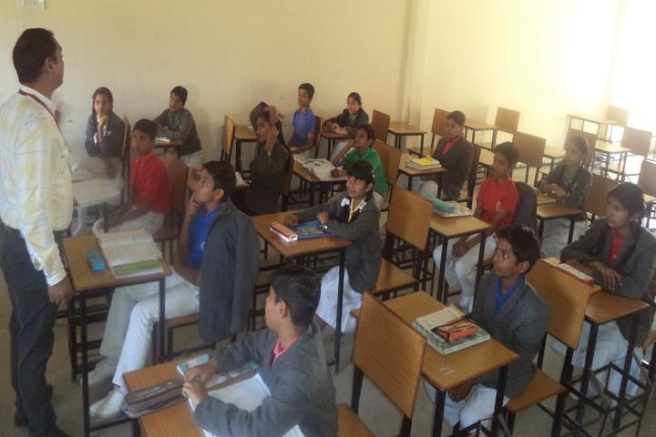 The Asia Pacific Convent School-Classroom