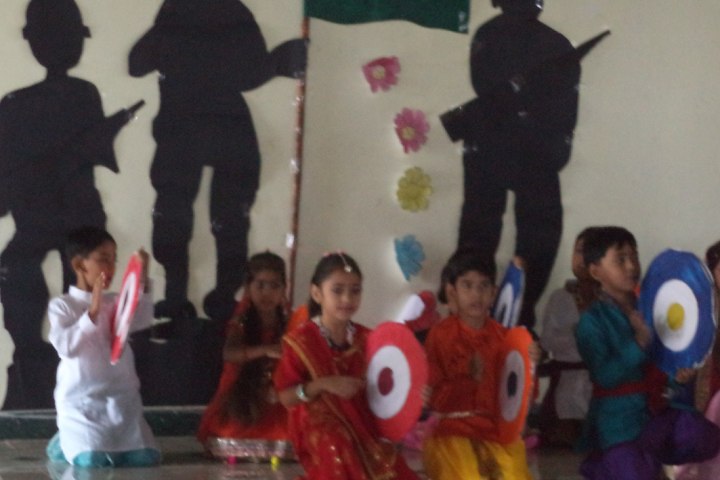 The Asia Pacific Convent School-Dance