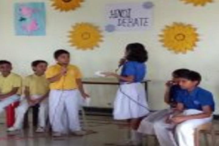The Asia Pacific Convent School-Debate