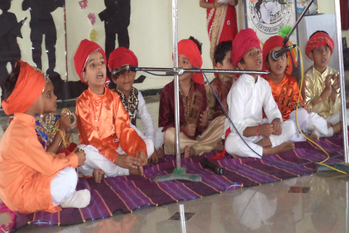 The Asia Pacific Convent School-Singing