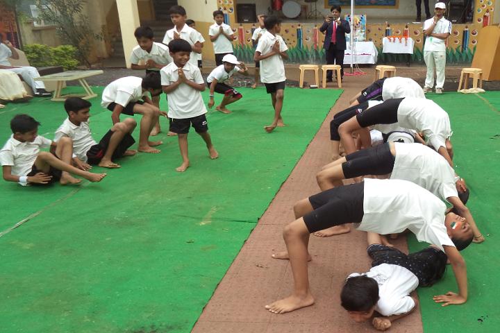 The Asia Pacific Convent School-Yoga
