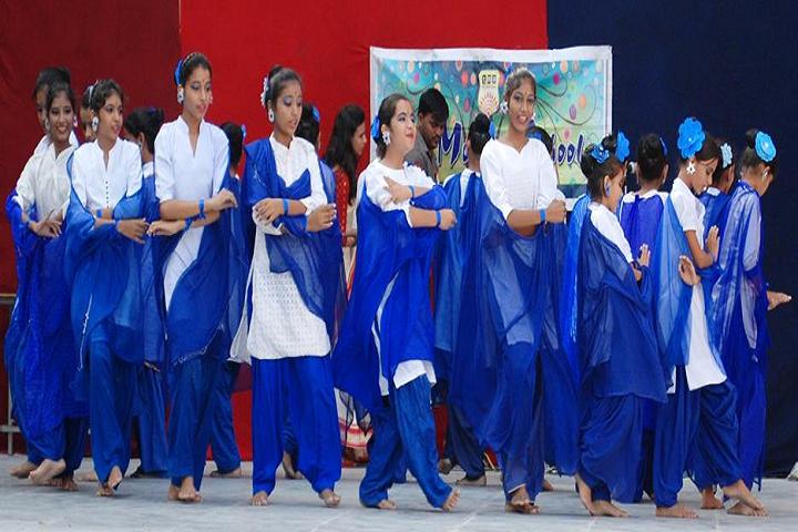 The Modern School-Dance