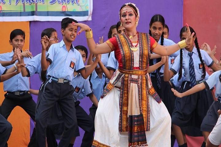 The Modern School-Dance1