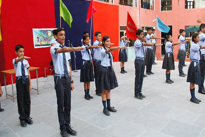 The Modern School-Prayer
