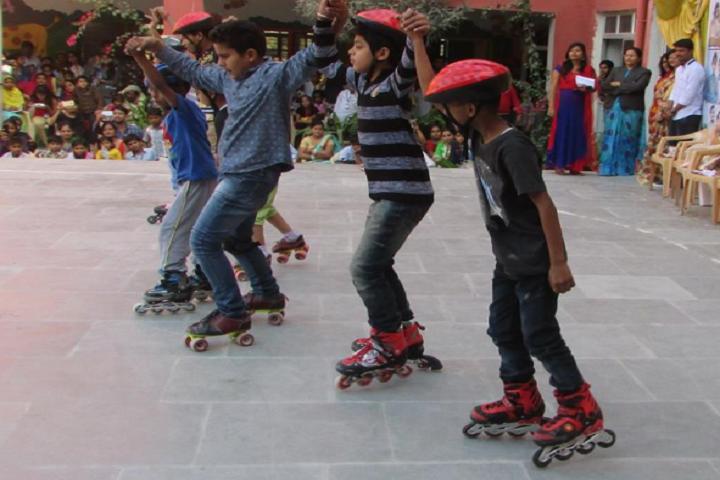 The Modern School-Skating