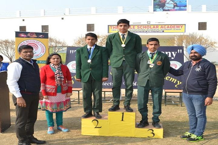 The Noble Scholar Academy-Winners