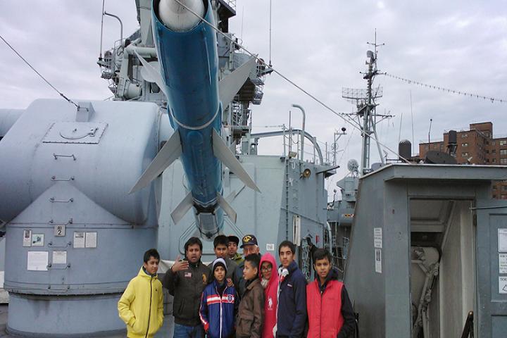 The Sagar School-Excursion