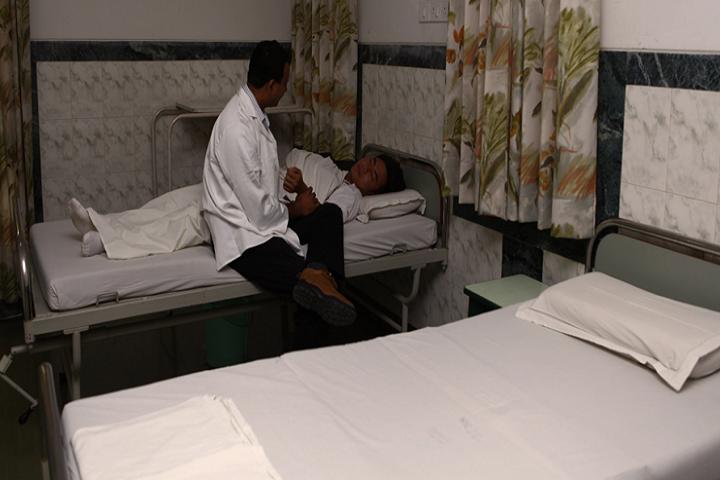 The Sagar School-Medical Facility