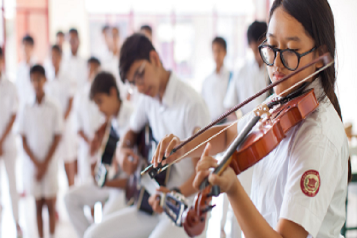 The Sagar School-Music