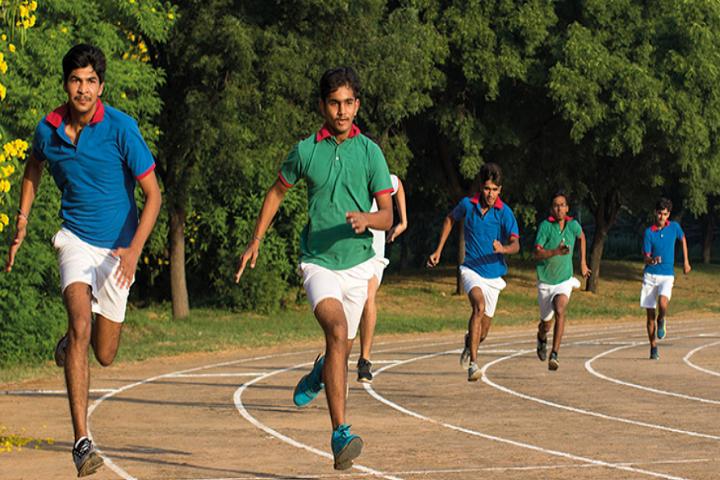 The Sagar School-Sports