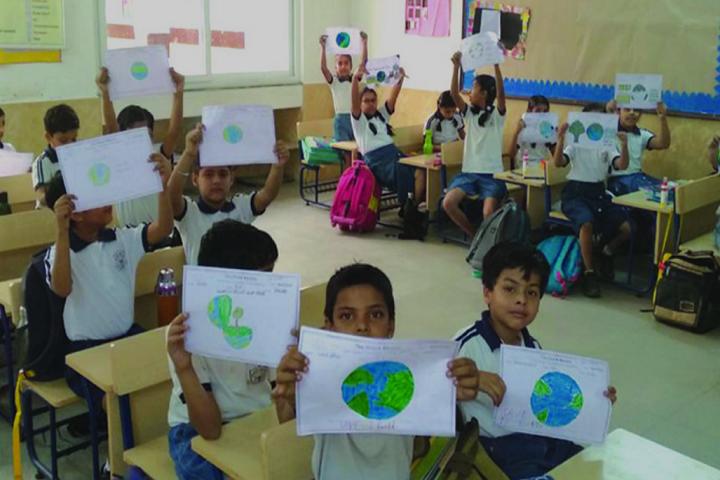 The Shanti Niketan School-Activity
