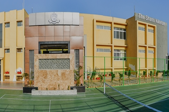 The Shanti Niketan School-Campus