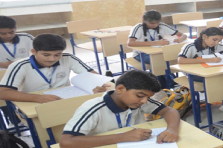 The Shanti Niketan School-Classroom