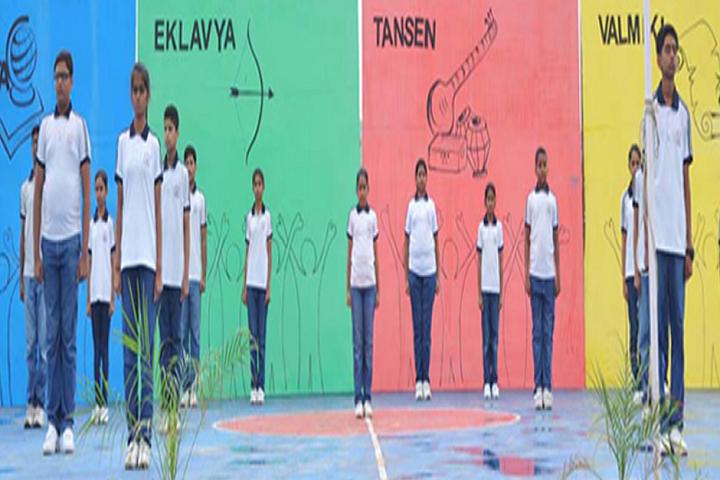 The Shanti Niketan School-House System