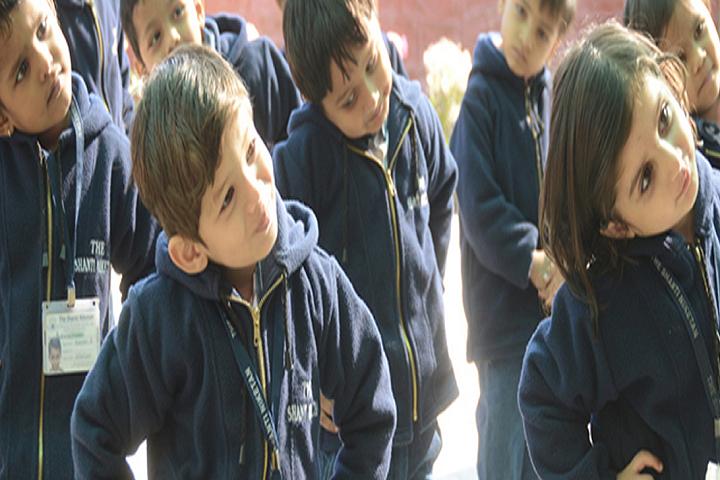 The Shanti Niketan School-Kindergarten