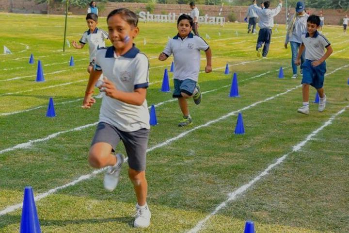 The Shanti Niketan School-Sports