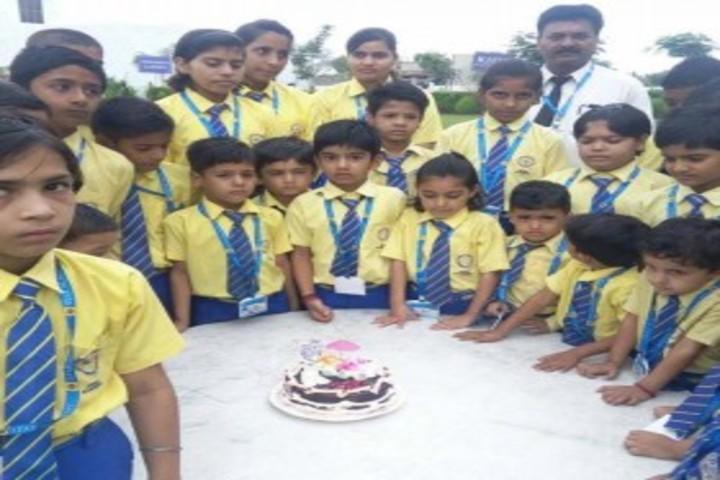 The Star Academy Sansthan-Birthday celebrations
