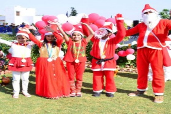 The Star Academy Sansthan-Christmas Celebrations