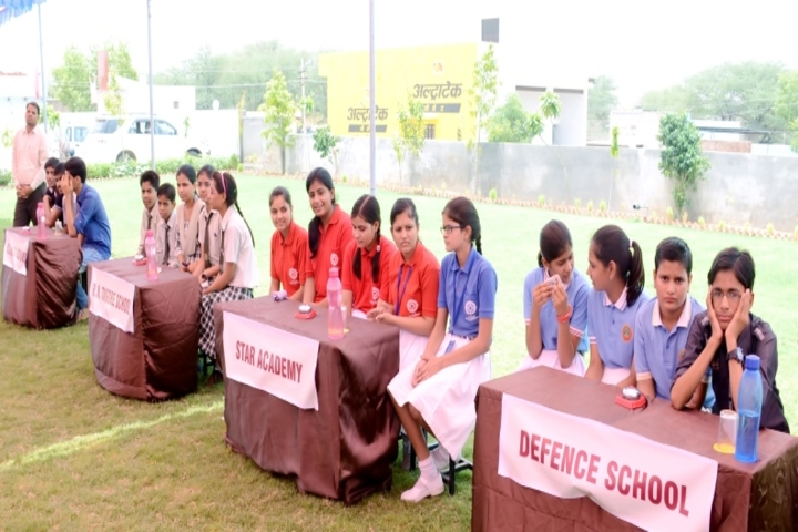 The Star Academy Sansthan-Competition
