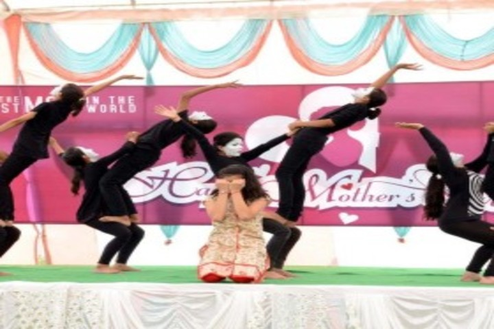 The Star Academy Sansthan-Mothers day celebrations