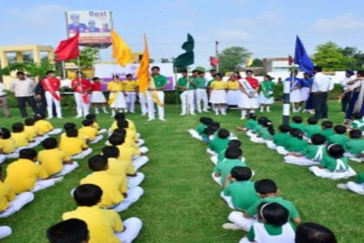 The Star Academy Sansthan-Sports Day