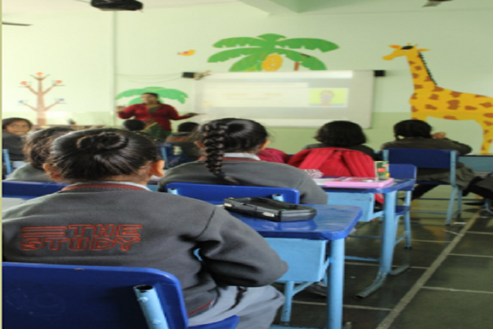 The Study-Classroom