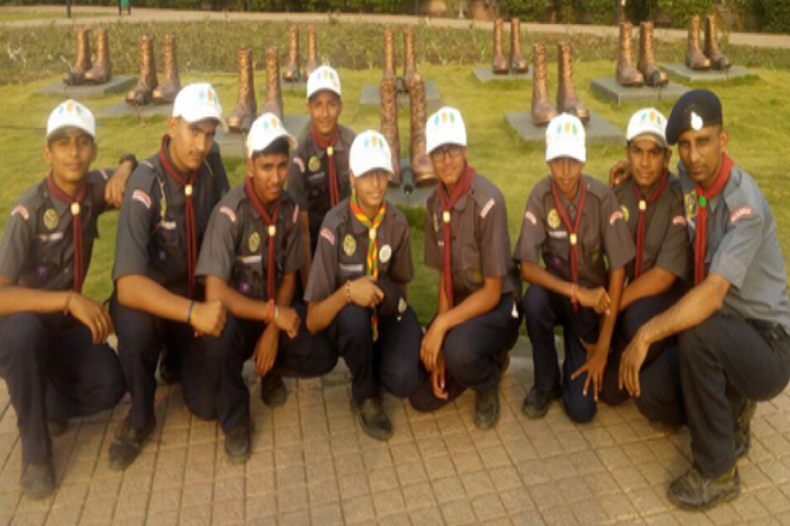 The Study Senior Secondary School-Scouts And Guides