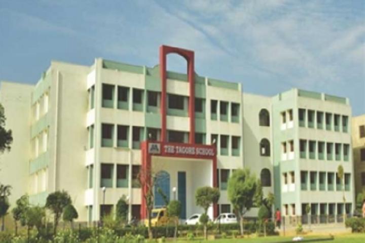 The Tagore School-Campus