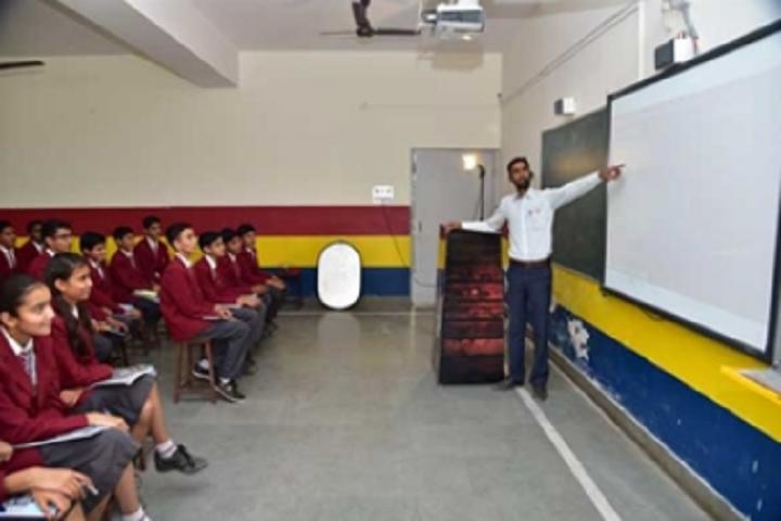 The Tagore School-Classroom