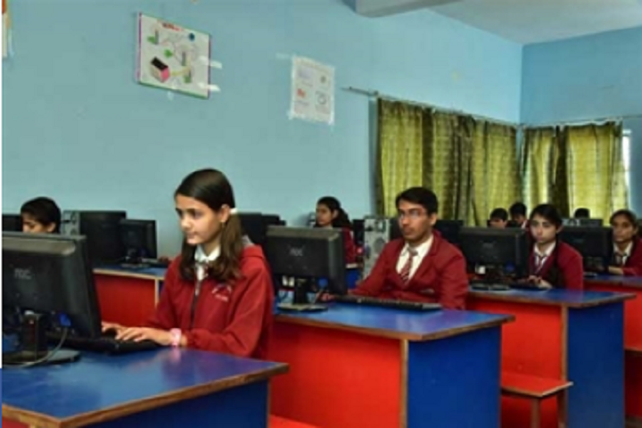 The Tagore School-Computer Lab