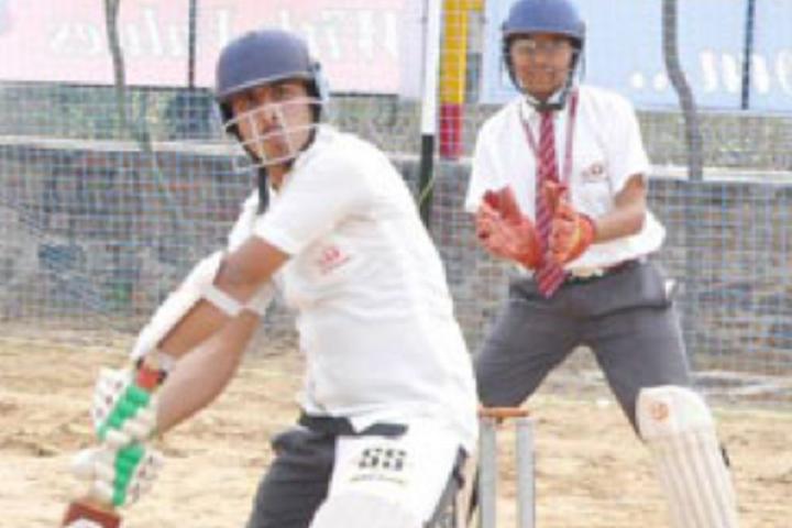 The Tagore School-Cricket
