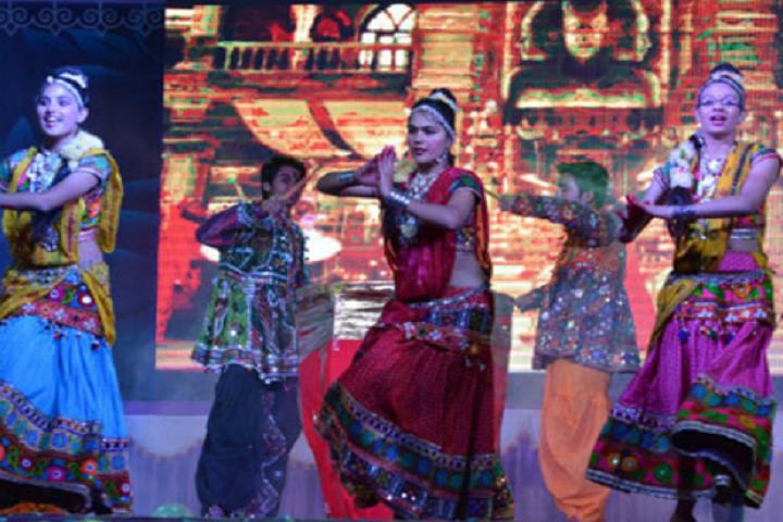 The Tagore School-Dance