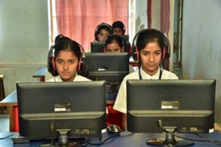 The Tagore School-Language Lab