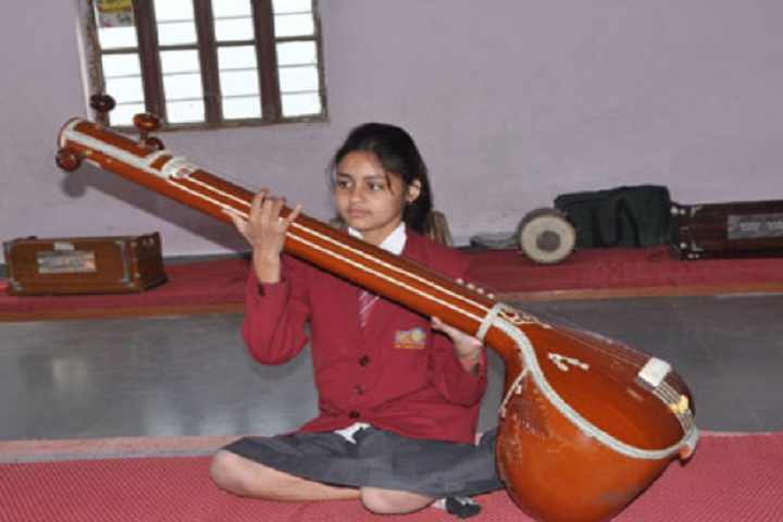 The Tagore School-Music